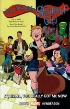 Unbeatable Squirrel Girl Volume 3 You Really Got Me Now GN Henderson New NM