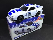JAPAN TOMY TOMICA J'S TIPO MAZDA RX-7 RX7 RACING TOY CAR 1:59