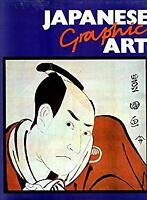 Japanese Graphic Art by Hajek, Lubor