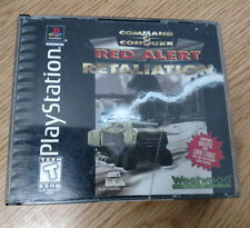 ** Command & Conquer: Red Alert -- Retaliation (Sony PlayStation 1, 1998)
