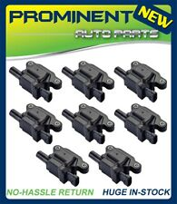 8 Ignition Coils Replacement for Chevrolet GMC Hummer Buick Pontiac Saab UF413