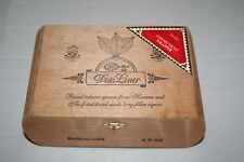 DON LINO CIGAR BOX - EMPTY - Wooden