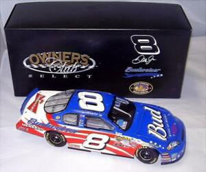 1:24 RCCA ACTION 2007 #8 BUDWEISER STARS & STRIPES OWNERS CLUB DALE EARNHARDT JR