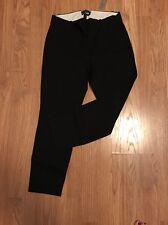 NWT J Crew Petite Minnie Pant in Stretch Twill Size 6 P Black Style 24645