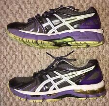 ASICS Gel-kayano 18 T2C9N Running Women's Shoes Size us 7.5