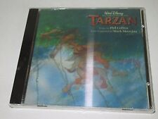 MARK MANCINA, PHIL COLLINS/TARZAN - SOUNDTRACK(WALT DISNEY 60020-7) CD ALBUM