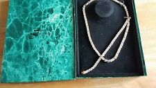 Suzanne Somers Collection Trilliant Multicolor Sterling Set NEW IN BOX