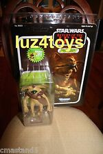 Star Wars Gentle Giant Salacious Crumb Holiday Jumbo Figure PGM Exclusive