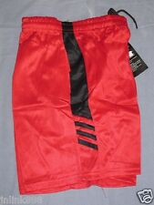 "U87:New Athletic Running Yoga Shorts for Women-XL-28"" to 32""-Red"