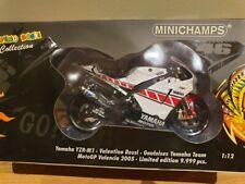 Valentino Rossi Minichamps 1/12 Yamaha M1 Valencia 2005 122053086