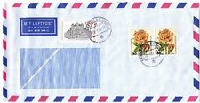 f15] West Germany 1984 air mail rate cover to U S: Scott Cat B600, 9N408