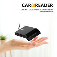 USB 2.0 Smart Card Reader for Bank Card CAC IC ID Cardreaders USB-CCID ISO 7816
