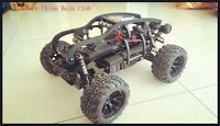 rc car protective frame hpi savage 1/8 xl flux roll cage