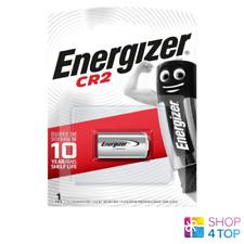 ENERGIZER CR2 LITHIUM BATTERY 3V ELCR2 CR17355 1CR2 DLCR2 EXP 2027 NEW