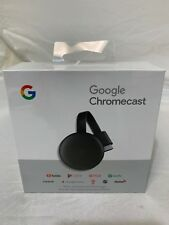 Google-Chromecast 3rd Gen Digital-HDMI-Media-Streamer- Model:GA00439-CA