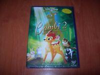 BAMBI 2 EL PRÍNCIPE DEL BOSQUE DVD WALT DISNEY (EDICIÓN ESPAÑOLA PRECINTADO)