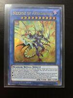 Nekroz Of Areadbhair Ultra Rare 1st Ed