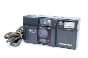 [App N MINT] OLYMPUS AF-1 QD 35mm Point & Shoot Film Camera From JAPAN #210858