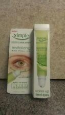Simple® Sensitive Skin Revitalizing Eye Roll On - Cools & Refreshes 0.5 fl oz