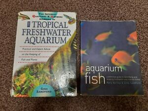 Aquarium Fish & Tropical Freshwater Aquarium Books