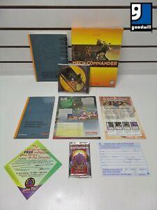 MechCommander (PC, 1998) COMPLETE!!! OPEN BOX!!!