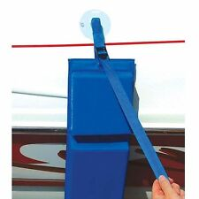 Kwik Tek SF-1C Nylon Boat Fender Straps With Suction Cup Mounts