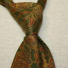 Men's Brooks Brothers Silk Paisley Tie