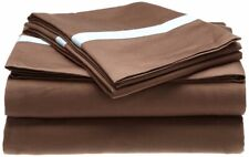 4-pc Full Hotel Collections 300 Thread Count Sheet Set Sateen Finish