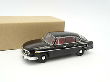 IXO 1/43 - Tatra 603 1961 Black