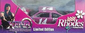 PATTY MOISE 1998 XENA WARRIOR PRINCESS 1/64 ACTION RCCA DIECAST FORD CAR 1/2,500