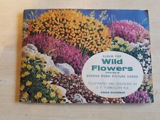 WILD FLOWERS. BROOKE BOND TEA. COMPLETE SET IN FULL ALBUM.   (EPH)