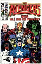 Avengers (1963) #279 NM 9.4