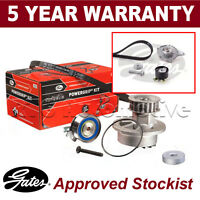 Gates Timing Cam Belt Water Pump Kit For Dacia Nissan Renault KP25578XS
