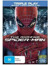 The Amazing Spider-Man (Blu-ray, 2012, 4-Disc Set)