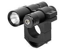 "BSA Optics Varmint Hunter red Laser & Torch set air rifle airgun 177 22 1"" tube"