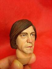 No Country for Old Men Javier Bardem Anton Chigurh 1/6 Scale Custom Headsculpt