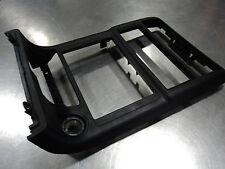 Mazda RX-7 1989-1992 New OEM black center console trim black rubber FC01-55-210A