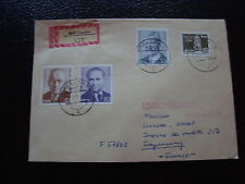 ALLEMAGNE RDA lettre 28/11/74 - timbre stamp germany (cy1)