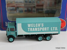 Exclusive First Editions (EFE) Lorry 10905 'Welch's Transport' 1:76