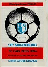 BSG Chemie Leipzig OL 84//85 FC Carl Zeiss Jena