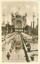 Tomb of Aurangzebs wife Aurangabad Postcard India - Rabia Durrani