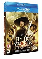 Flying Swords of Dragon Gate (3D Blu-ray) Jet Li