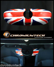 MK3 Mini F54 F55 F56 F57 F60 Union Jack Innenspiegelgehäuse für manuelle