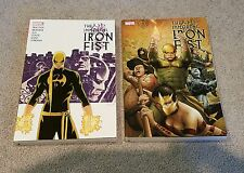 The Immortal Iron Fist: The Complete Collection Volume 1 & 2