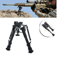 "6""-9"" Inch Adjustable Bipod Tactical Rifle Hunting Tactical Rifle Bipod Foldable"