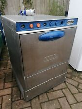 More details for sowebo under counter glass washer stainless steel