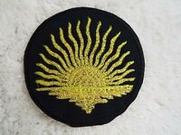"""E12 KEEBLER ELF 4/"""" Embroidered Iron-on Patch"""