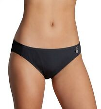 Panache Women's Anna Classic Swim Brief Bottom Swimwear - Black, 12/Medium