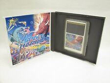 SPACE HARRIER Item Ref/bbc PC-Engine Hu PCE NEC Import JAPAN Video Game pe