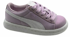 Suede Athletic Shoes for Boys with Lights